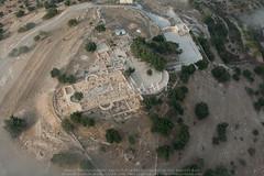 Mar Elias (APAAME) Tags: church flight2 flying2006 marelias roman digitalcamera aerialarchaeology aerialphotography middleeast airphoto archaeology ancienthistory