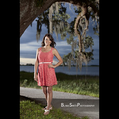 Southern Belle (BlakeSmithPhotography) Tags: old tree canon ga georgia lens paul island photography coast moss oak f14 c einstein smith southern coastal buff belle 5d mm blake 50 jekyll mkii monolight strobes strobist blakesmithphotography