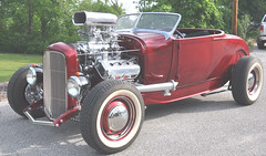 "1929 Model A Roadster • <a style=""font-size:0.8em;"" href=""http://www.flickr.com/photos/85572005@N00/9042642775/"" target=""_blank"">View on Flickr</a>"