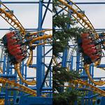 Canada's Wonderland - Time Warp 3D Stereogram thumbnail