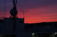 Sunset (kana hata) Tags: blue japan night lights twilight cityscape hour yokohama