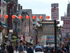 Busy China Town Philadelphia (Belinda F.) Tags: china people usa signs philadelphia asia chinatown pennsylvania chinese busy philly crowds chineseart phillie appletreestreet asiacrafts