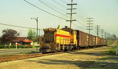 BC Hydro Railway, Vancouver, BC (R R Horne) Tags: railroad vancouver train bc corridor railway trains arbutus sry bch bchydro southernrailwayofbc railroadsbchydro
