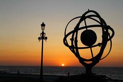 Ocaso de la vspera de San Juan - Bayona (Contando Estrelas) Tags: sunset galicia sanjuan puestadesol ocaso baiona bayona saintjohn sanxoan