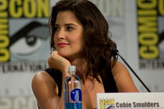 Cobie Smulders (vagueonthehow) Tags: sdcc sandiegocomiccon himym cobiesmulders howimetyourmother