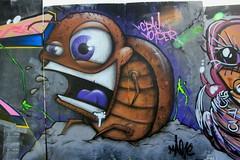 2013 Upfest Bristol - Graffiti Art by Graffiti Artist: Mag1c (Andy_Hartley) Tags: england urban streetart art bristol graffiti mural magic graf wallart spray urbanart aerosol graffitiartist spraycan graffitiart upfest 2013 mag1c urbanpaintfestival
