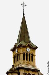 af0506_3252 (Adriana Fchter) Tags: chile church familia del atardecer mar torre via playa igreja historia mansao vinadelmar viadelmar patrimonio regindevalparaso