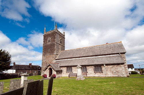 St Issey Church