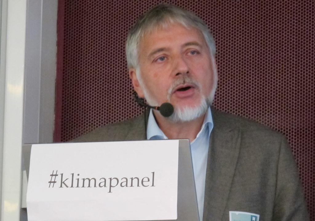 Eystein Jansen, forskningsleder og professor i klimaforskning, Bjerknessenteret