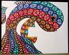 Fische (Scrapacat) Tags: fish doodle copic zentangle