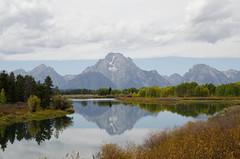 Mount Moran (Robinsegg) Tags: park grand national wyoming mountmoran teton closure governmentshutdown