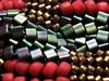 textured patterns in bracelet (SeaMowse) Tags: macro beautiful closeup handmade patterns jewelry bracelet delica artscrafts seedbeads beadstringing handmadejewelry beadweaving beadwoven littlebigshot pixelmator herringbonebracelet kodakeasysharec182