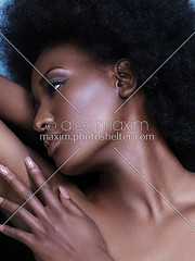 Beautiful black woman sensual face portrait (Kenneth Brooks) Tags: portrait people woman black girl beautiful beauty face closeup female portraits dark hair women shiny soft hand faces natural skin african afro profile makeup dramatic sensual bighair nails curly africanamerican afroamerican expressive fingernails romantic manicure studioshot sideview relaxed twenty oneperson 20s thirty headandshoulders twenties 2030 twentysomething beautytreatment beautycare africanethnicity