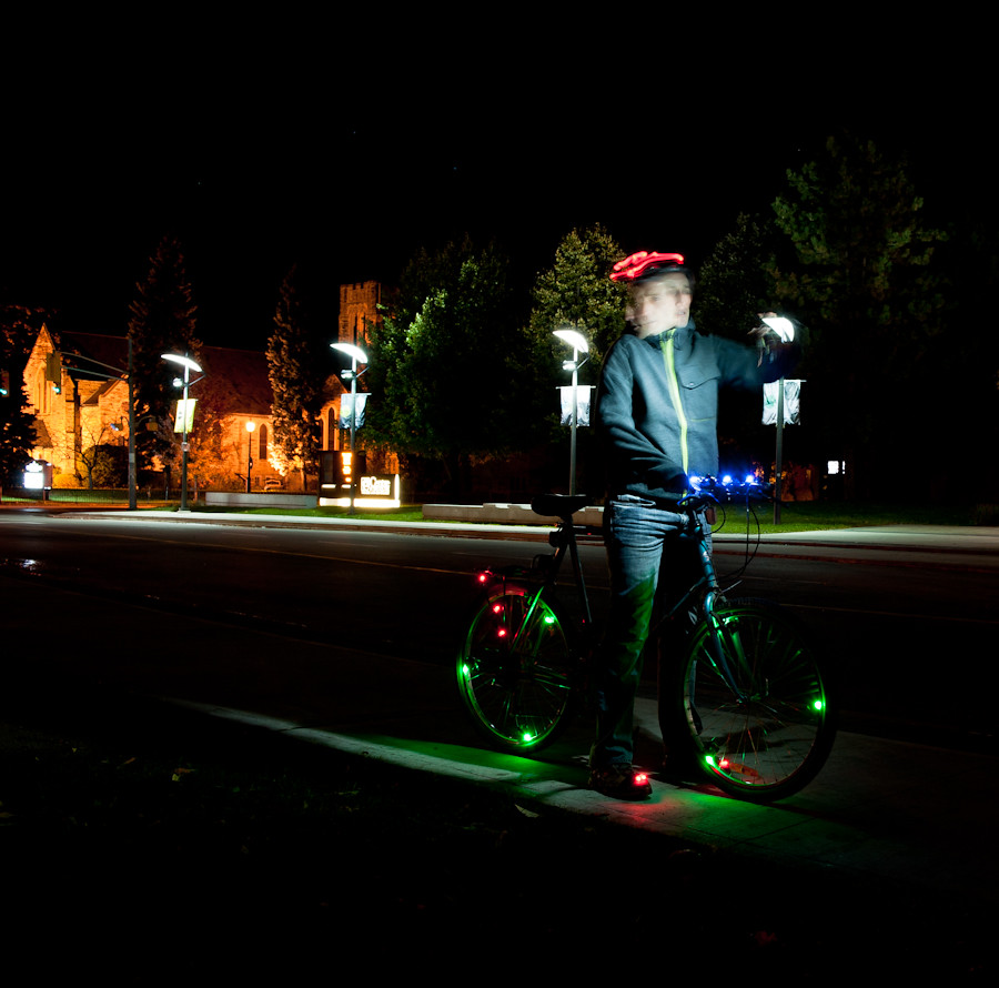 NightShift Light Bike Test 02 - CITS - with Joe-1