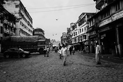 Street, Kolkata (Amartya Bhadra (on a break)) Tags: india kolkata calcutta indianstreetphotography centralkolkata burrabazar barabazar kolkatastreets kolkataclicks indianstreetphoto insidekolkata