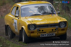 39 Paul Hands (Ashley Middleton Photography) Tags: celebrity ford car events transport vip warren fordescort 2wd rallying carrace rallydriver roadvehicle fordescortmk1 tempestrally sportsperson paulhands sigma50500mmf463apohsmex