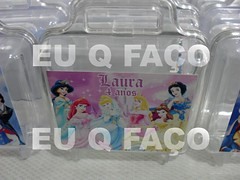 Maletinha Príncipes e Princesas Disney (EQF - Brindes Personalizados) Tags: princesasdisney maletinha príncipesdisney