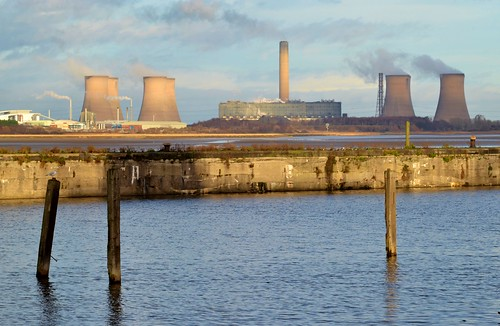Fiddlers Ferry Power Station