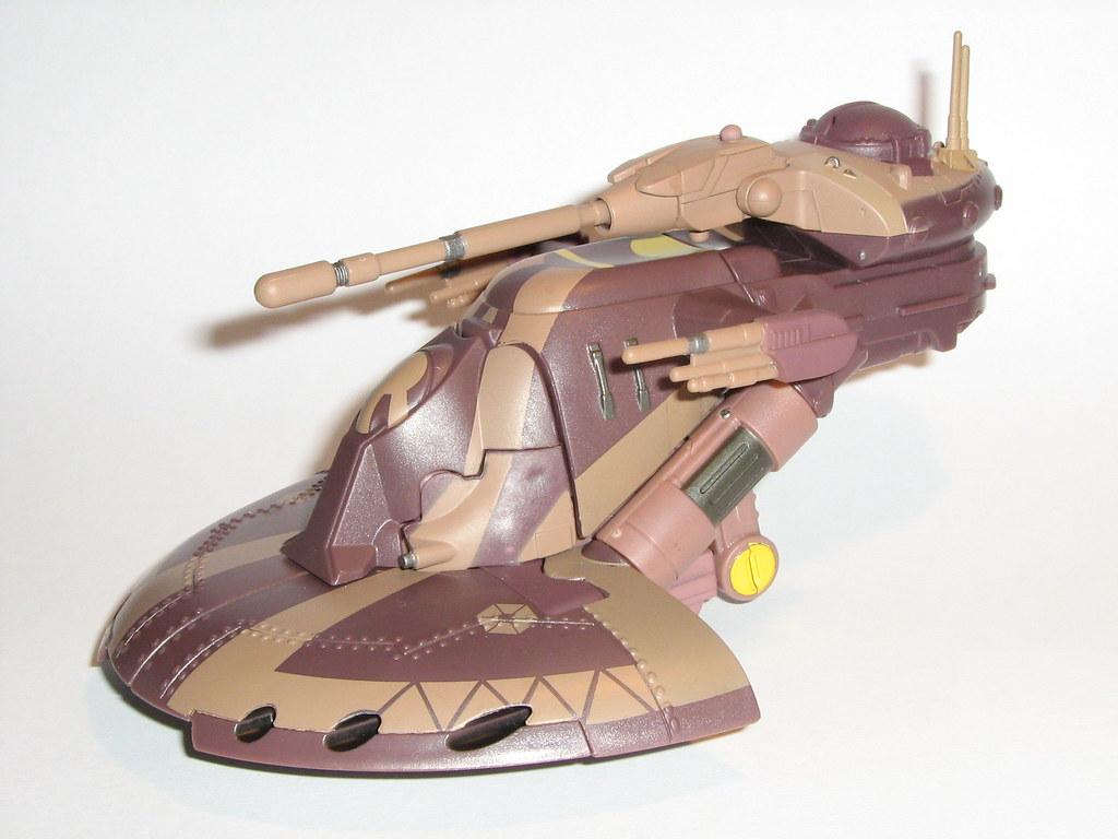 AAT, B2 Rocket Trooper, Geonosis B1 Battle Droid ...