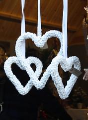2014 Wishes (Anita K Firth) Tags: new york decorations true hearts poem year prayer newyear wishes hanging 2014 wishingdust