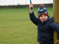 Projesct 52 2014 (David Fergus, Photographer) Tags: park boy copyright playing david photographer child sigma fergus staffordshire f28 burntwood nikond200 50150 davidfergus