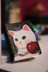 Mini-planner :3 (Slya Cabret) Tags: cute notebook nice kat foto adorable gato kawaii katze dibujo libreta gatto desenho mau gatinho gatito kitt libretita miniplanner caturday qit