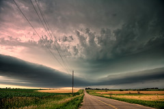 supercell forming (jody9) Tags: kansas thunderstorm storms supercell