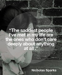 #Hurt #Quotes #Love #Relationship Saddest people - Nicholas Sparks quotes Facebook: http://ift.tt/13GS5M6 Google+ http://ift.tt/12dVGvP Twitter: http://ift.tt/13GS5Ma #Depressed #Life #Sad #Pain #TeenProblems #Past #MoveOn #SadQuote #broken #alone #trust (HurtQuotes) Tags: life love broken pain hurt alone sad quote move teen relationship quotes trust depressed past problems depressing on
