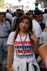 Bangkok, Lumpini_Silom, memory (blauepics) Tags: road city people woman thailand demo leute cross bangkok protest january images demonstration memory thai stadt getty frau 13 demonstrations 13th demonstrators januar kreuzung silom erinnerung thep lumpini 2014 shutdown demonstranten krung thailnder