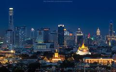 Phu Khao Thong - ภูเขาทอง (The Golden Mount Thailand)