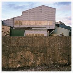 Corrugated community by Jawad Q -  Fuji GA 645i. Please view the full set here!   Kodak Portra 400. Medium format film.