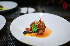 Braised Lamb Shoulder (ulterior epicure) Tags: chicago dinner 2014 boka