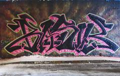 Basik (cocabeenslinky) Tags: street city uk england urban streetart london art canon graffiti artist grafitti power shot photos south graf united capital kingdom tunnel powershot east waterloo graff february leake se1 artiste 2014 basik g15 cocabeenslinky