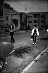 Port Elizabeth Ladies B&W Jan 1999 018 (photographer695) Tags: ladies bw port elizabeth jan 1999