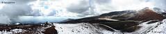 SMILE (itzel1984) Tags: panorama trekking lava nuvole panoramica neve rocce etna montagna vulcano crateri laviche bottoniera