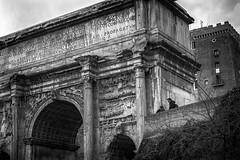 L'Arco di Settimio Severo