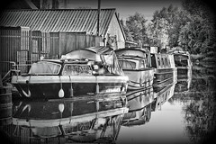 LONGFORD WHARF (IAN GARDNER PHOTOGRAPHY) Tags: canals hdr coventrycanal longfordwharf
