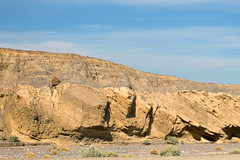Angular Unconformity (Piedmont Fossil) Tags: california park rock desert national deathvalley geology angular unconformity