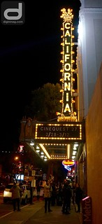 Cinequest Film & VR Festival 2017: California Theatre in downtown San Jose, CA