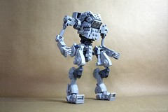 Work in Progress (icycruel) Tags: lego moc titanfall bmd stryker mk2 build challenge mech
