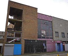 Raquels or at least what's left of it (Matt C68) Tags: abandoned urban decay nightclub club disco basildon essex