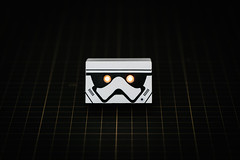#Where is my body ? (David C W Wang) Tags: danboard stormtropper 風暴士兵 阿愣 公仔 玩具 toy head 頭