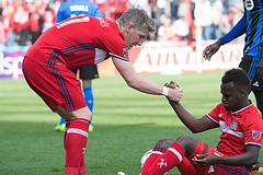 Bastian Schweinsteiger (Chicago Fire Soccer Club) Tags: abelarciniega chicagophotographer tequilagraphics abel toyotapark majorleaguesoccer mls bastianschweinsteiger chicago il usa