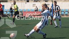 CD Castellón B 1-0 CF Albuixech (08/04/2017), Jorge Sastriques