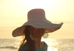 Natalya Hrebionka (Natali Antonovich) Tags: belgiancoast wenduine nature sky sea natalyahrebionka portrait hatisalwaysfashionable hat hats lifestyle northsea reflection belgium belgique belgie