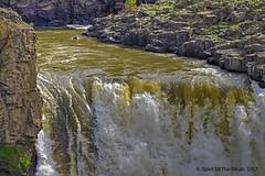 "Palouse  Falls (jimgspokane) Tags: ""nikonflickraward"" palousefalls palouseriver rivers waterfalls thepalousecountry washingtonstate"