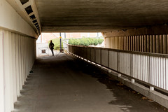 Au bout du tunnel (gaillardou) Tags: toulouse garonne street amateur