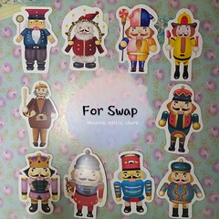 [available] 🌐Postcard for swap You can see my preferences below😃  Nutcracker shaped card ✔: Available, ✖: taken /✔/✖/✔/✔/ /✖/✖/ /✔/✔/✔/✔/ More from the same collection👉#kmsfspcnc More for swap item👉#kmsf (Kattie millie) Tags: postcardswaps stampsforswap stamps kmsforswap swappostcard postcrossing stampswap kmsforswappostcard postcardswap shapedcard postcross stamp nutcracker kmsfspcnc stampforswap directswap postcard card