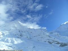 ...Mönch 4,107m... (project:2501) Tags: wengen jungfrauregion suisse switzerland snow ski travel theviewfromhere clouds lightcloud sun sunshine sky skyblue snowblue bluelight blue bluebleu bleu inthemountains mountains mountain rock mönch4107m jungfrau4158m