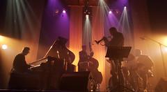 Dernière photo de ce merveilleux concert, Igor Gehenot - Alex Tassel Quartet presents 'Delta' (claude lina) Tags: claudelina belgium belgique provincedeliège concert musique musicien jazz delta igorgehenotalextasselquartet instrument sprimont centrecultureldesprimont